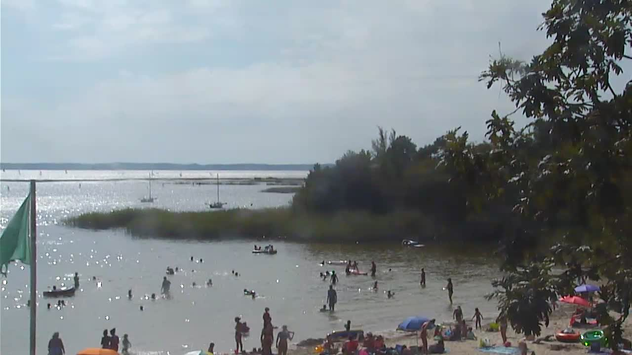 Webcam de la plage Sanguinet, côté nature